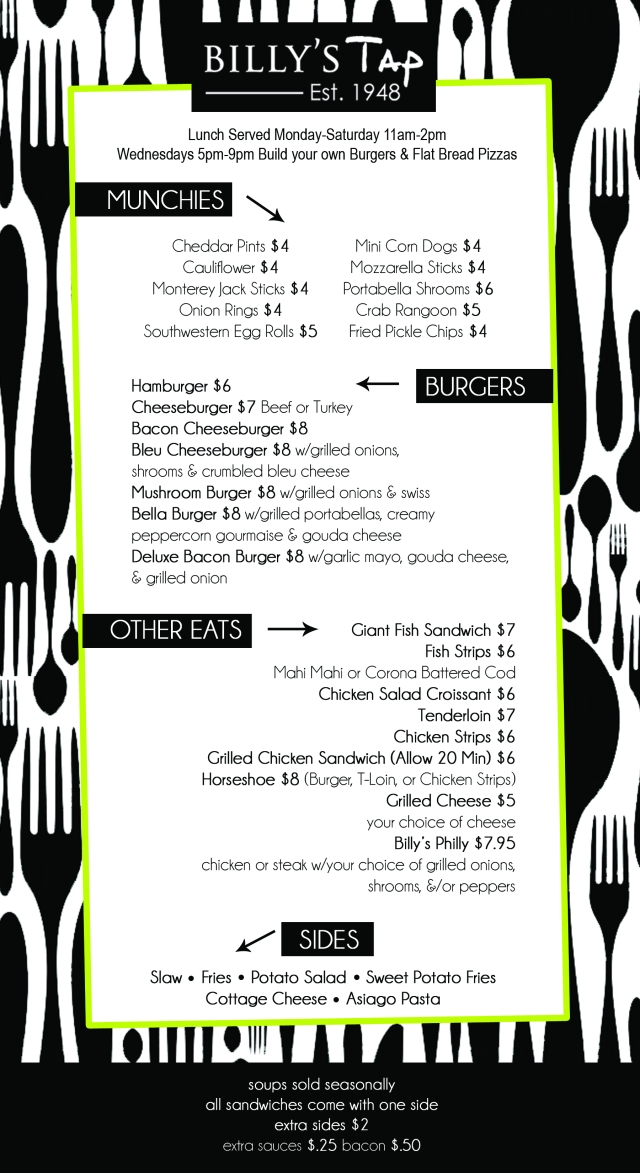 billysnewmenu7-10-14 copy